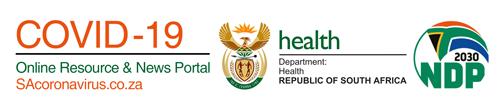 Covid 19 Logo - SA Government